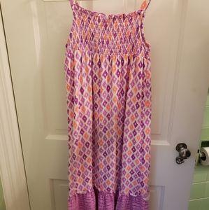 Girls Sonoma dress.
